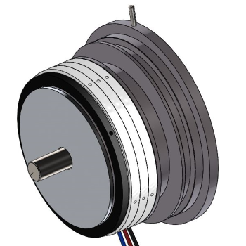 Custom Rotary Potentiometer Solidworks