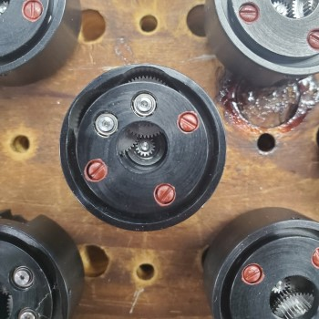 Geared Potentiometers